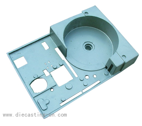 generator and engine diecasting part